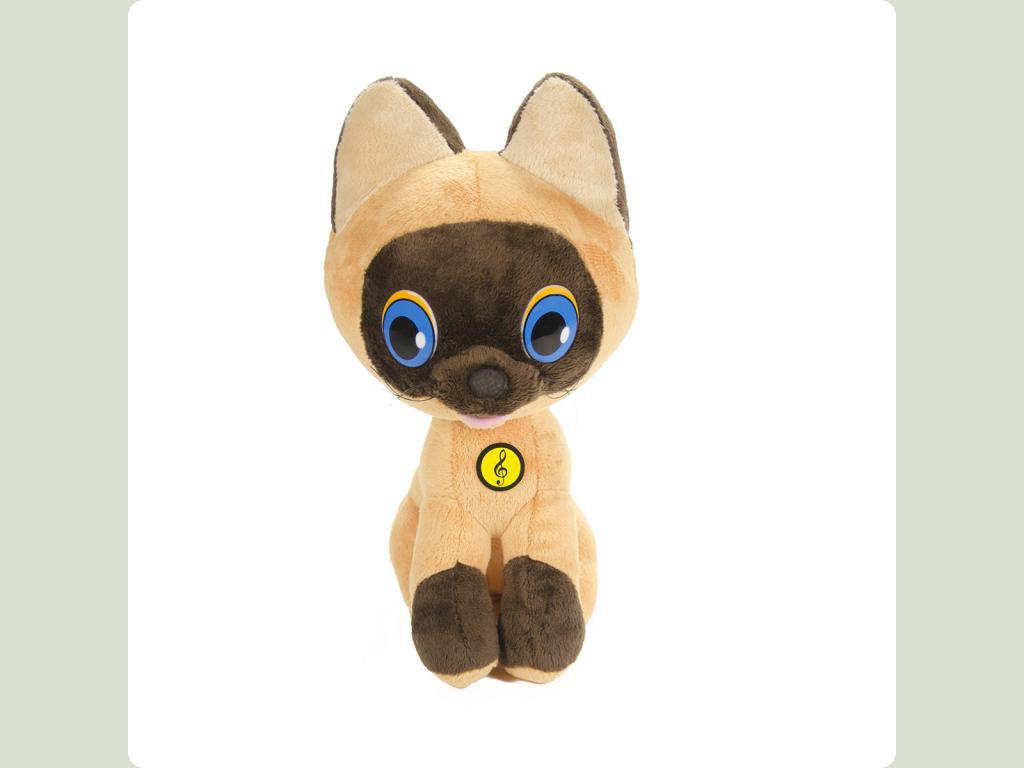 Игрушка котёнок гав