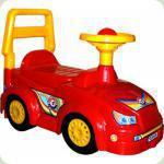 """2483-1 Іграшка """"Автомобіль для прогулянок """"Технок"""" червоний"""