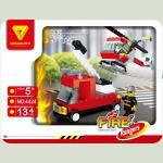 """4424 Пожежні рятувальники """"Пожежна техніка"""""""