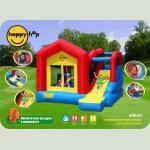 """Безліч можливостей з надувним ігровим центром для дітей """"Дім сонця"""""""