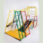 Багатофункціональний спорткомплекс для дітей Трансформер-Лабіринт