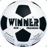 М'яч футбольний WINNER Mid Training №5 - чудовий варіант для аматорських ігор
