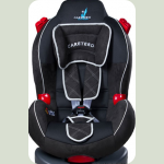 Автокрісло Caretero Sport Turbo (9-25кг) - black