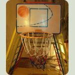 Баскетбольне кільце для спорткомплексів Непоседа, Спартакус, Ліана