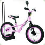 Беговел Crosser Balance bike Air 12 Рожевий