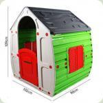 Будиночок Tobi Toys 07XL (109х102х90)