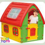 Будиночок Tobi Toys 08XXL (121,5х102,5х123,5)