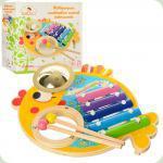 Дерев'яна іграшка Ксилофон MD 0903