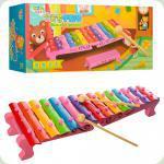 Дерев'яна іграшка Ксилофон MD1275