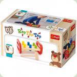 Дерев'яна іграшка Trefl Rap Tap Tap (60925)