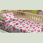 Дитяча постільна білизна для немовлят Lotus фланель - LiLu