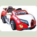Дитячий електромобіль Festa Bugatti Sense 811 червоний на радіокеруванні
