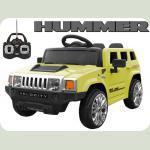 Дитячий Електромобіль Hummer J1740