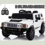 Дитячий Електромобіль Hummer M 3403 білий