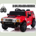 Дитячий Електромобіль Hummer M 3403 червоний