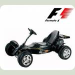 Дитячий електромобіль картинг kl81a