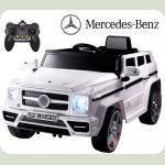 Дитячий електромобіль Mercedes AMG 65