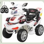 Дитячий Квадроцикл з Пультом Управління M 0633 білий