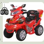 Дитячий Квадроцикл з Пультом Управління M 0633 червоний