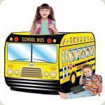 Дитячий намет Bambi Шкільний автобус M 3716