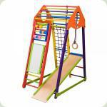 Дитячий спортивний комплекс Bambino Wood Color Plus
