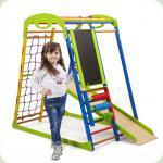 Дитячий спортивний комплекс для будинку SportWood Plus