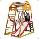Дитячий спортивний комплекс KindWood Plus 1