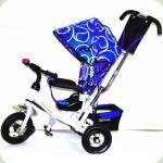 Дитячий триколісний велосипед Lexx Trike колесо гума AIR- QAT-017