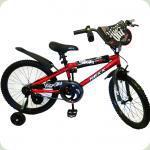 """Дитячий велосипед Next Nexx Boy 16 """"Червоний"""