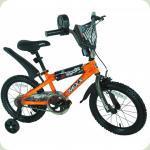 """Дитячий велосипед Next Nexx Boy 16 """"Помаранчевий"""
