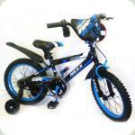 """Дитячий велосипед Next Nexx Boy 16 """"Синій"""