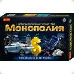Економічна настільна гра Ranok Creative Монополія (5807)