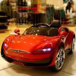 Електромобіль Baby Tilly Red (T-7636)