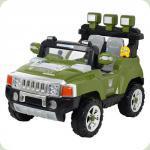 Електромобіль Bambi M +1723 R-10 Зелений