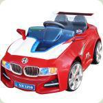 Електромобіль Bambi M0668 (р / у) з сонячною батареєю Red White