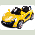 Електромобіль Caretero Aero (yellow)