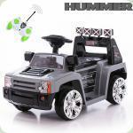 Електромобіль Hummer MINI, сірий