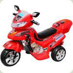 Електромобіль-мотоцикл Bambi F928 Червоний (M0563/F928-2)