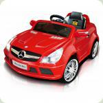 Електромобіль Tilly T-794 Mercedes SL65 AMG Red