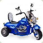Електромотоцикл Caretero Rebel (blue)