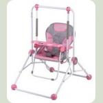 Гойдалки Bambi NA 02 A 20 Рожевий