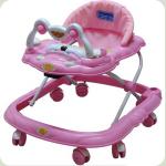 Ходунки Bambi M0590 Рожевий