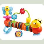 """Іграшка на коляску """"Метелики"""" (від 6 міс.)"""