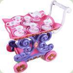 Ігровий набір Bambi 008-36 A Візок для посуду