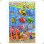 Ігровий набір Bambi Рибалка M 0044 U/R