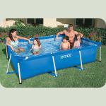 Каркасний басейн Intex 28273 Rectangular Frame Pool