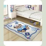 Килим в дитячу кімнату Confetti - Sailor білий 100*160