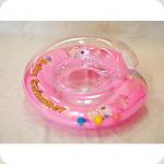 Коло для купання до 36 міс Baby Swimmer (троянд)