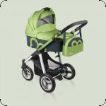 Коляска Baby Design Lupo-квітні 2014