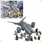 Конструктор Best-lock Термінатор Космічний корабель (01044 T)